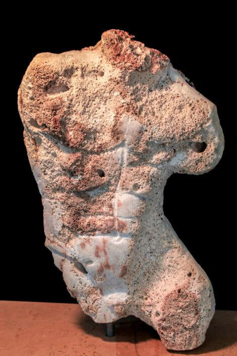 Αλίκτυπα Σώματα, Άνδρας, Αριστείδης Βαρριάς