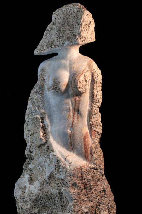 Αλίκτυπα Σώματα, Κόρη, Αριστείδης Βαρριάς