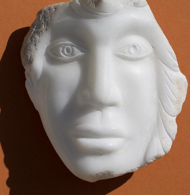 Μες στην λάμψι του μεσημεριού - Συλλογή Παύλου Καλογεράκη, Χίος