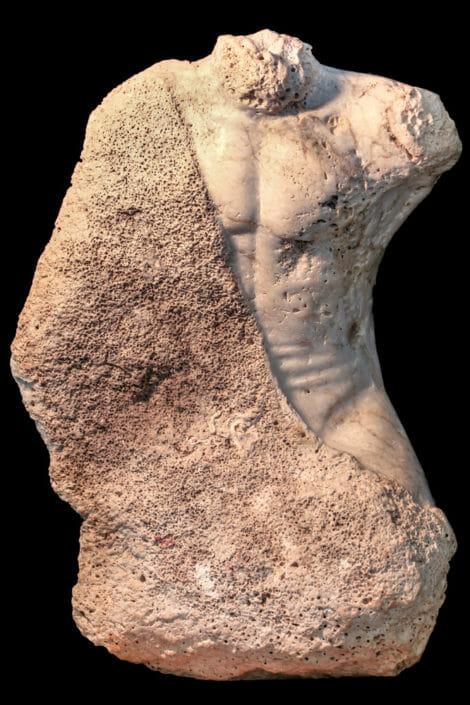 Αλίκτυπα Σώματα, Νέος, Αριστείδης Βαρριάς