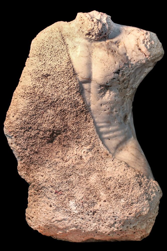 Alictypa bodies, Young Man, Aristidis Varrias